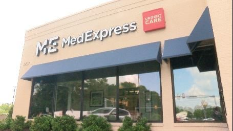 MedExpress center on Timberlake reopens after tornado damaged