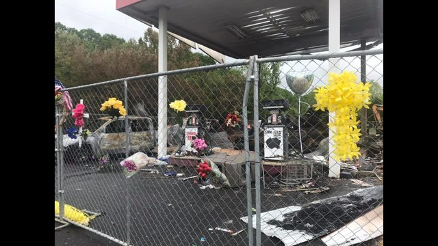 Community will mourn gas station explosion victims at candlelight vigil