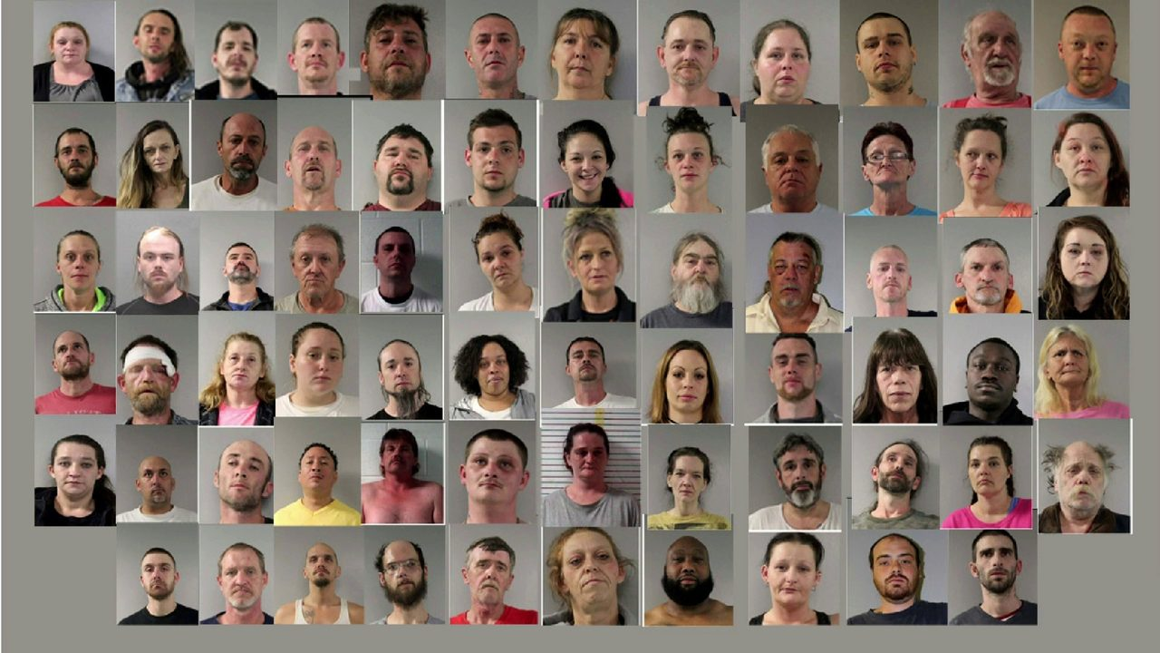 More than 100 indicted on nearly 130 drug distribution, other