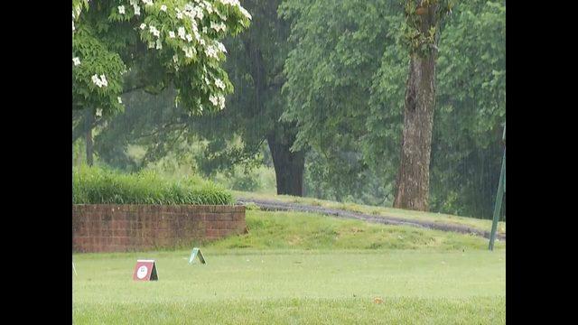 Round one of Scott Robertson Memorial