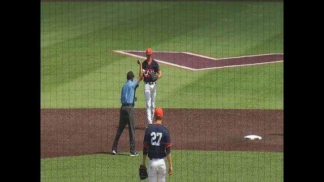 Virginia baseball tops Virginia Tech 5-3