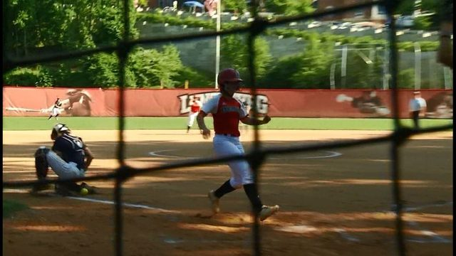Lynchburg softball season ends in NCAA Super Regionals
