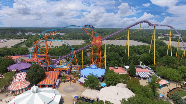 Busch Gardens giving free admission to veterans and their guests