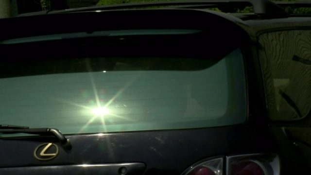 Not even for a minute: Dangers for children in hot cars