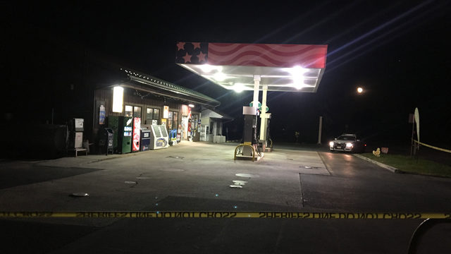 Bedford County authorities searching for suspect after Monday night robbery