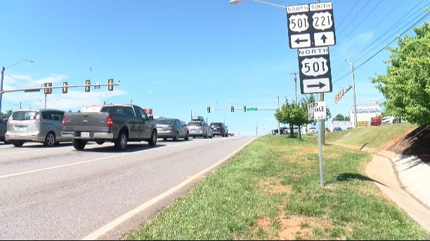 Lynchburg could receive funding for Route 501/221 intersection