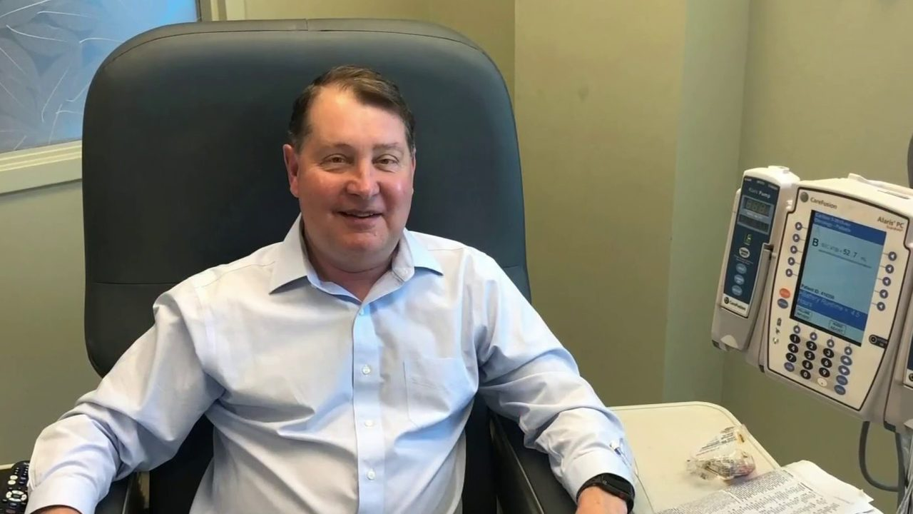 Fighting sarcoidosis: 10 News Anchor John Carlin discusses his