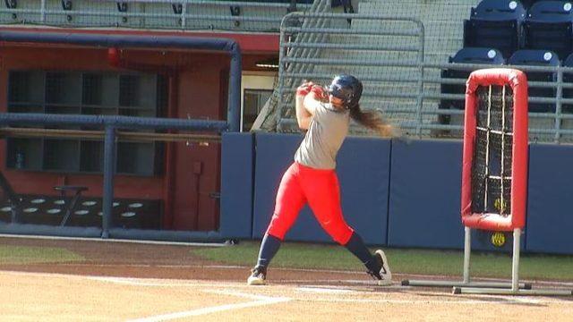 Liberty softball preps NISC Championship Round
