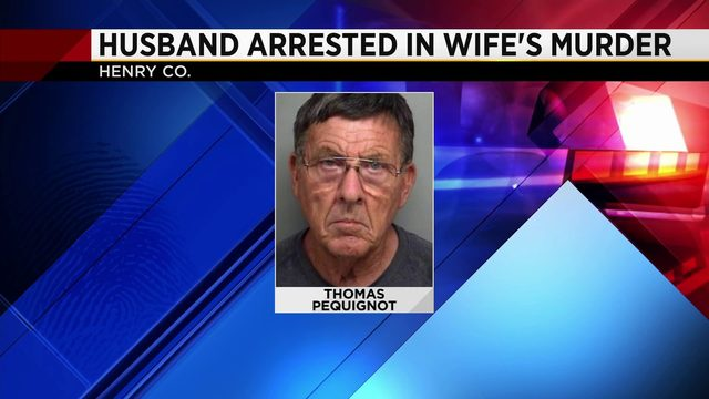 71-year-old charged with killing his wife after 16-month investigation