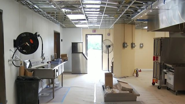 Commercial kitchen for business owners set to open in Blacksburg