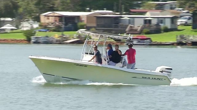 Safety reminders for boaters ahead of busy holiday weekend