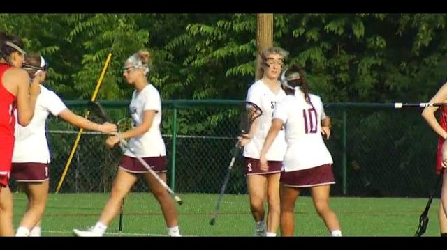 Salem girls' lacrosse advances to Region Finals