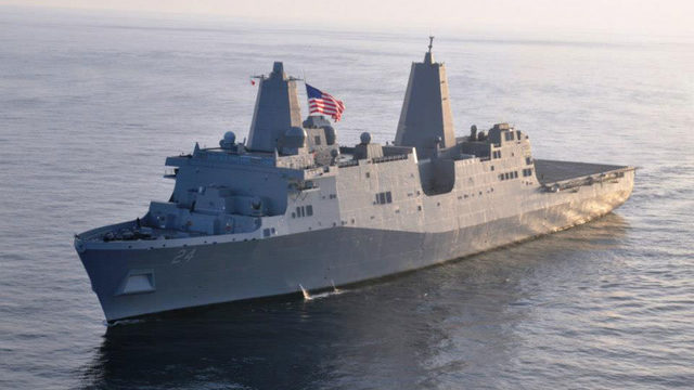 Sailor reportedly dies aboard Norfolk-based ship