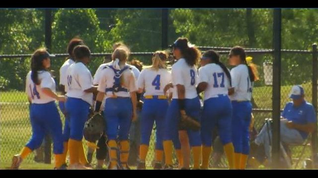 William Fleming softball beats Harrisonburg in regional play