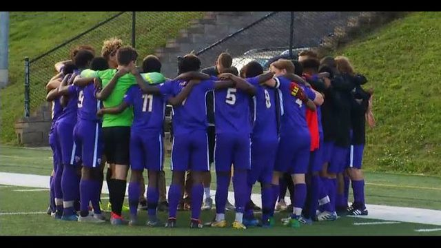 Patrick Henry boys soccer enjoying season as 'family'