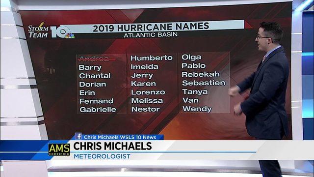 2019 NOAA Hurricane Outlook released