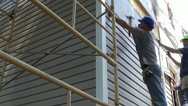 Work continues to build Home for Good