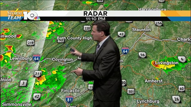 Jeff's May 23, 2019 Thursday Night Forecast