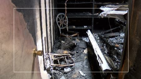 Amherst business owners speak out after roof fire