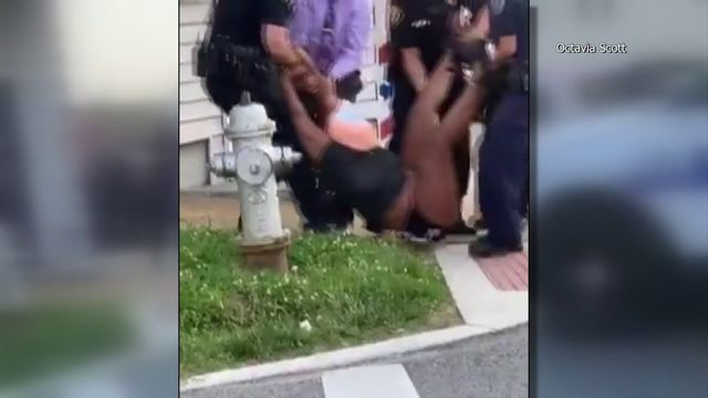 Arrest video in Lynchburg stirs up concerns on use of force
