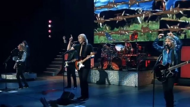 Styx talks to 10 News before the band's Star City performance