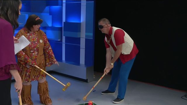 """Join the """"CroqCup"""" for an extreme twist on a croquet tournament"""