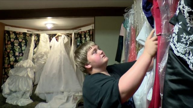 12 Year Old Amherst Boy Collects Wedding Prom Dresses To Help