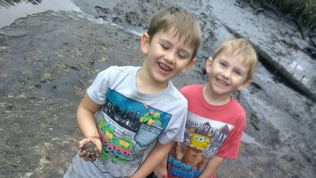 Twin boys die in crash as mother attempted to pass while driving drunk,…