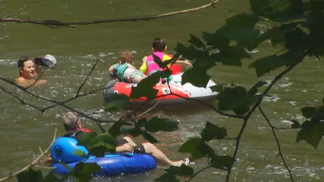 Explore Park tubing rentals off to strong start