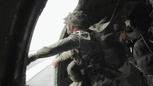 Local man to parachute in Normandy, France, as part of D-Day commemoration