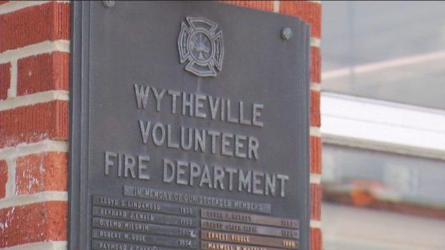 Wytheville Town Council dissolves volunteer fire department