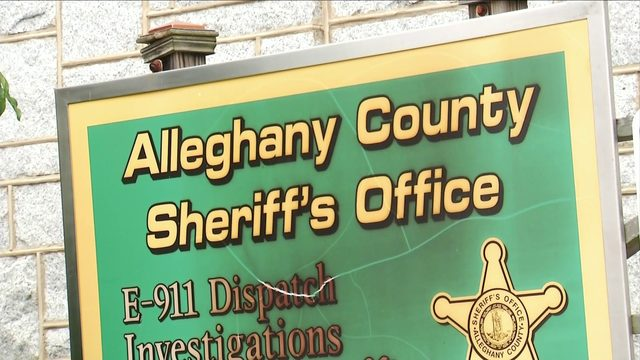 Covington proposes cutting all support for Alleghany County law enforcement