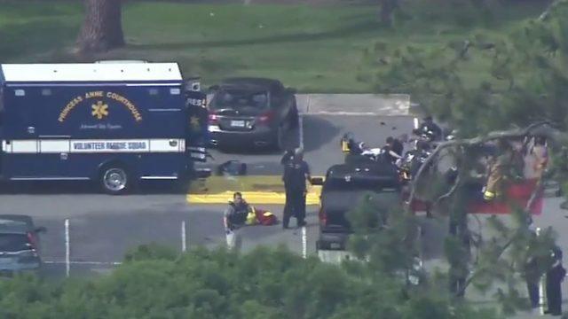 Virginia lawmakers respond to 'horrific' shooting in Virginia Beach