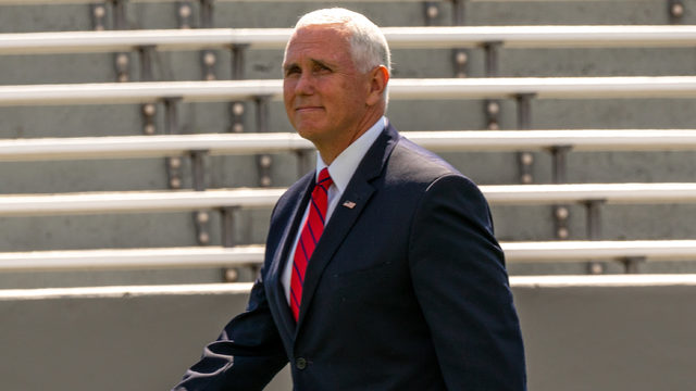 Vice President Mike Pence will attend D-Day ceremony in Bedford