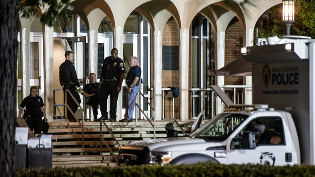 Warrant: N Carolina campus suspect may have recorded carnage