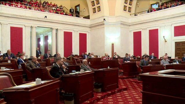 New West Virginia bill plans to ban teacher's strikes