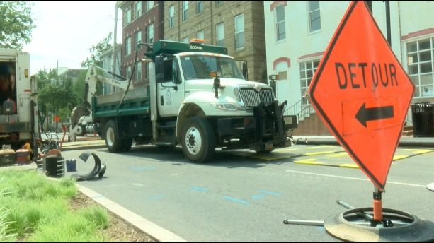 Lynchburg city on track to open Fifth Street, Park Avenue in July