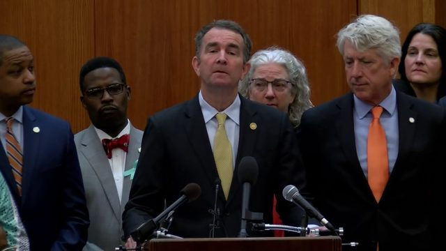 Gov. Northam announces date for special session on gun violence