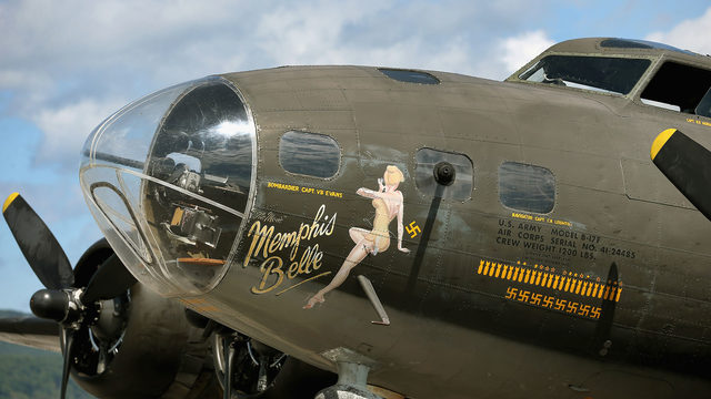 Take to the sky in a piece of World War II history at Lynchburg Regional Airport