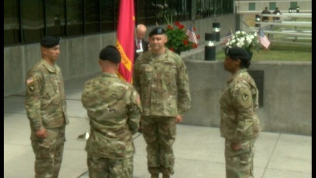 New commander takes over Radford Army Ammunition Plant