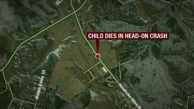 6-year-old girl killed in Bedford County crash Thursday evening