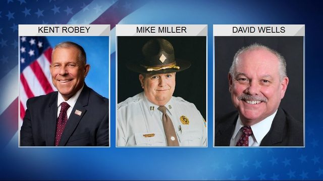 GOP candidates for Bedford County sheriff gear up for primary day