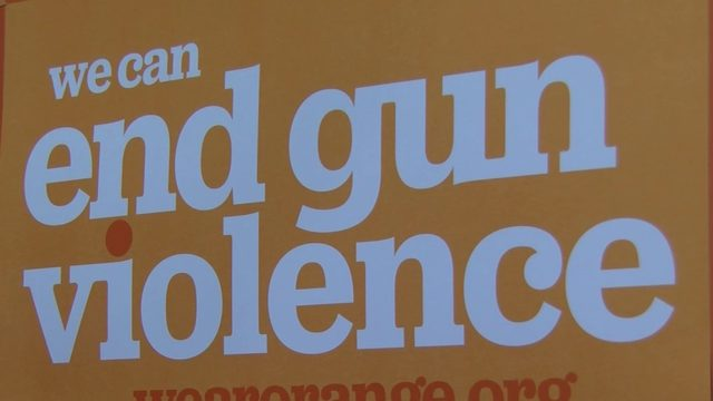 Moms Demand Action holds block party to stop gun violence