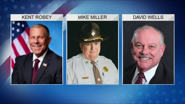 Race for Republican seat for Sheriff in Bedford County