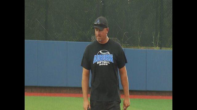 Auburn softball preps state semifinal