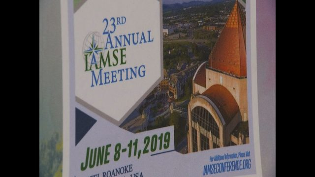 Medical conference brings hundreds from around the country, world to Roanoke