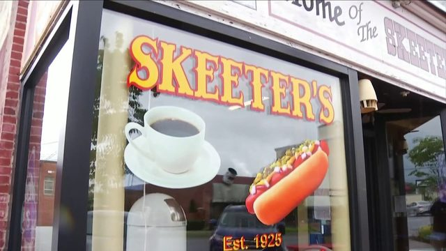 Skeeter's 'world famous hotdogs' in Wytheville is about to be back open…