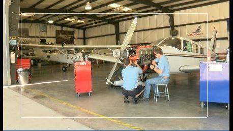 Liberty University addressing the aviation shortage