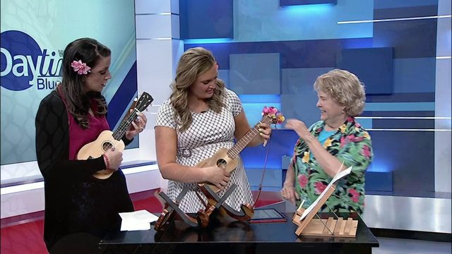 Relax and unwind with a ukulele lesson