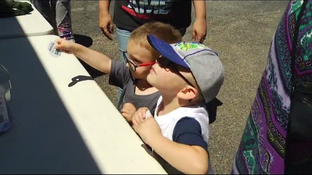 'Bookyard Parties' encouraging fun, summer learning